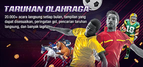 Situs Taruhan Olahraga Online