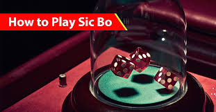 how to play sic bo